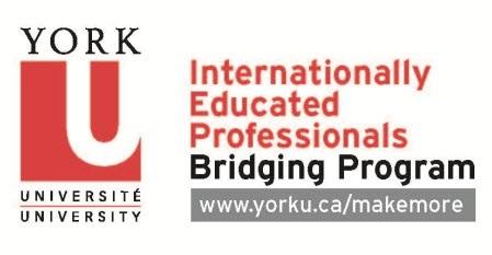 York University Bridging Program for Internationally Educated Professionals