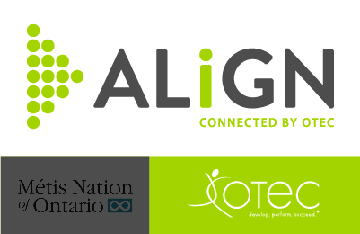 ALiGN Network - OTEC and Metis Nation of Ontario
