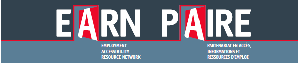 Employment Accessibility Resource Network (EARN)