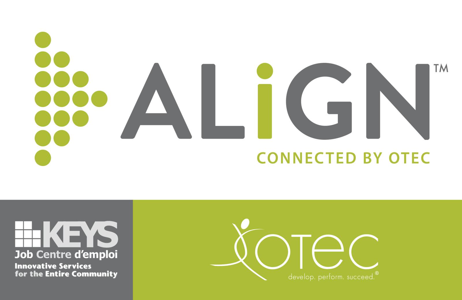 ALiGN Network - OTEC and KEYS Job Centre